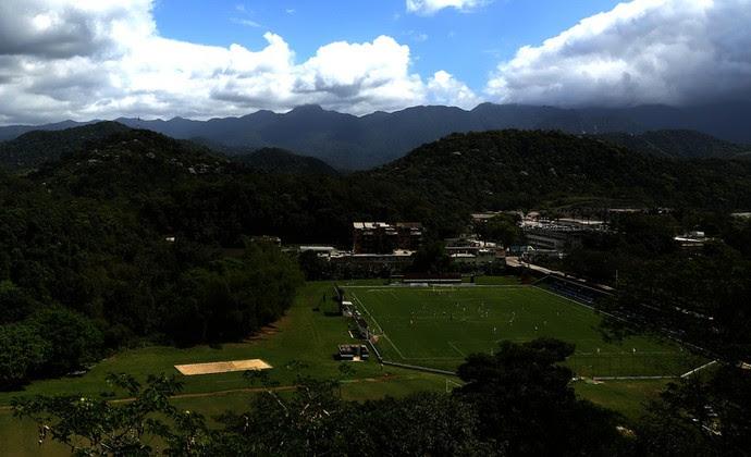 CT Vale das Laranjeiras (Foto: Bruno Haddad/ Fluminense FC)