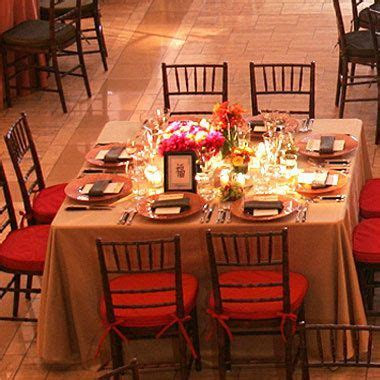 25  best ideas about Square wedding tables on Pinterest