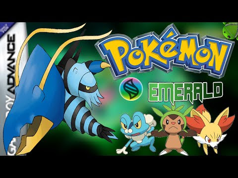 Songs in quot;Pokemon Emerald Omega KALOS Para Android Hackrom My Boy! GBA P