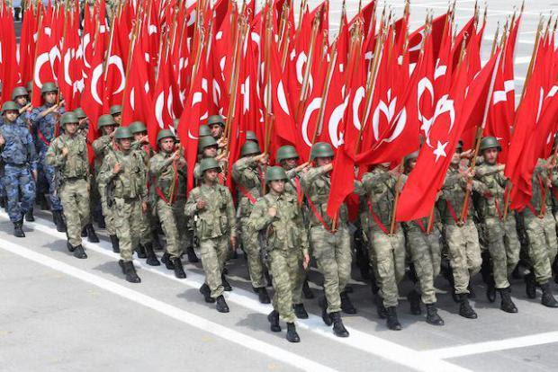 Turquia anuncia que deseja 'expandir' território e poderia invadir Israel