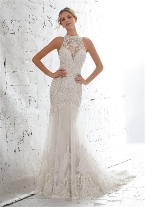 Leda Wedding Dress   Style 1713   Morilee