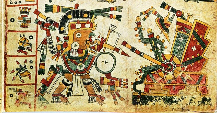 Aztec Venus: Tlahuizcalpantecuhtli