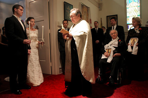 WED ceremony