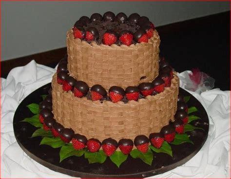 Chocolate basket weave groom's cake Hi Res 720p HD