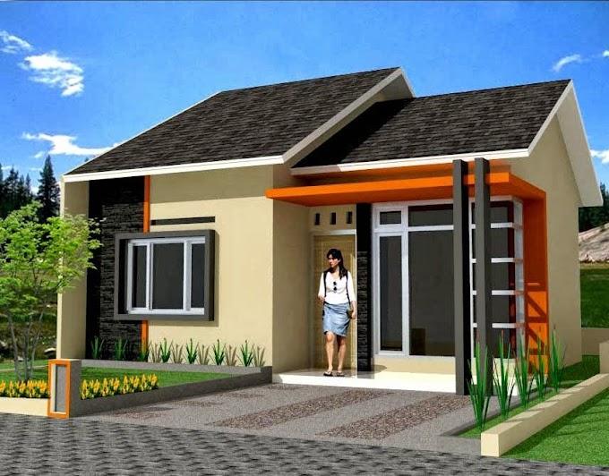 Warna Rumah Komplek Minimalis   Ide Rumah Minimalis