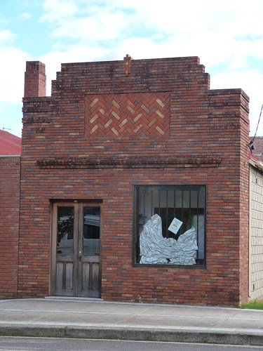 Brick Building, Bega
