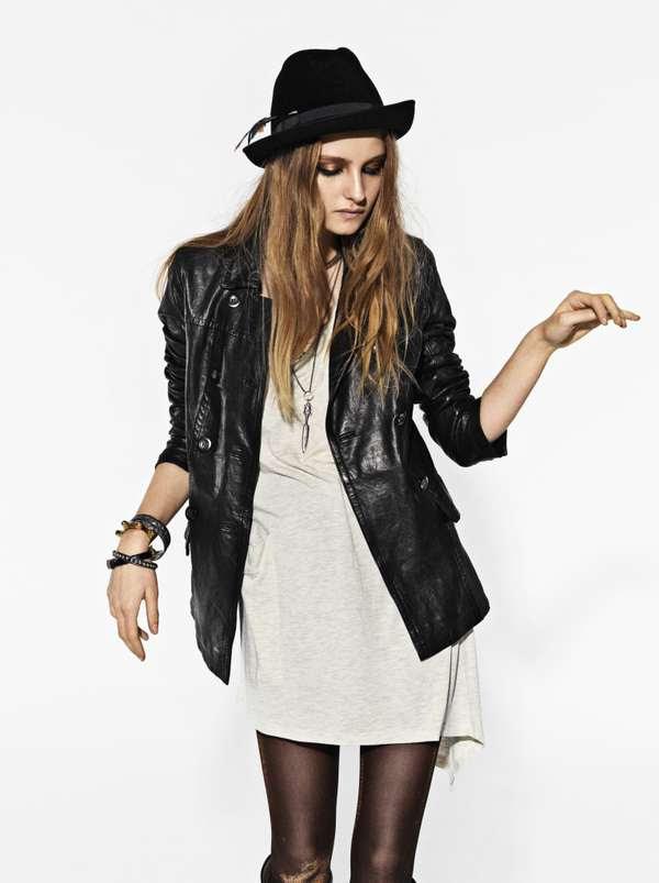 hippie rocker fashion  gestuz lookbook