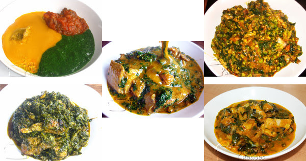 Image result for nigeria cooked soup
