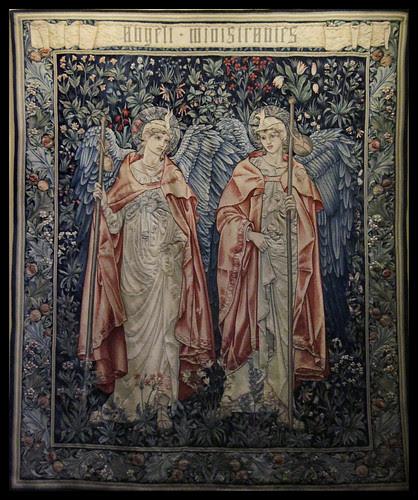 Tapestry - Angeli Minstrentes