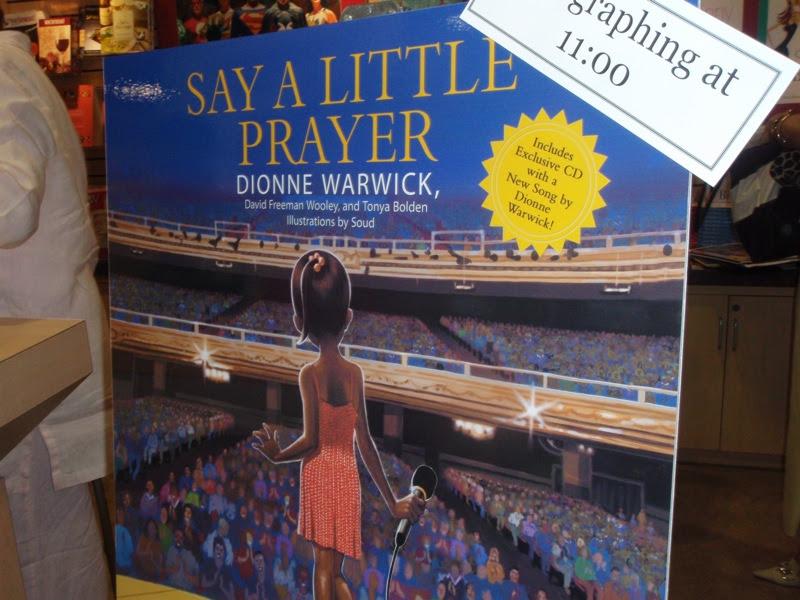 Dionne Warwick's Say a Little Prayer