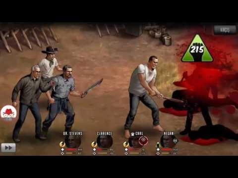 PVP Yaptım - Walking Dead Ölüm Kalım Savaşı