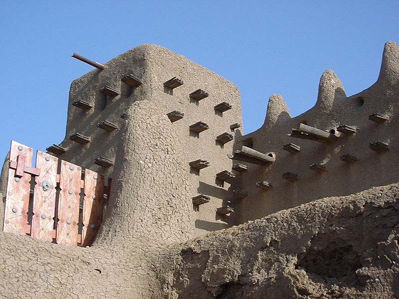 File:Great Mosque of Djenné 2.jpg