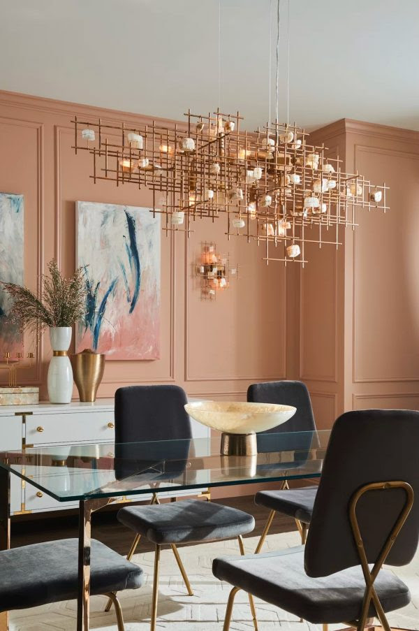 51 Dining Room Chandeliers With Tips On Right Sizes And How To Hang Them