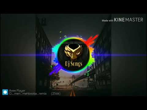 Meri Mehbooba Remix Dj Song Full Bass Mp3 & Mp4