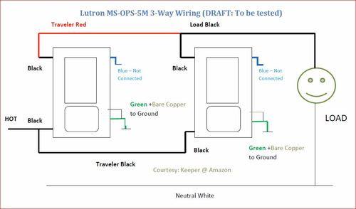 Wiring Diagram  33 Lutron Occupancy Sensor Wiring Diagram