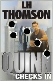 Quinn Checks In by L. H. Thomson