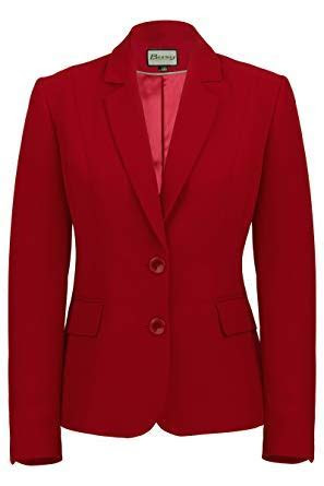 Womens Red Suit   My Dress Tip