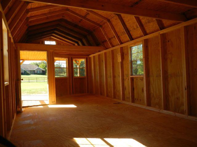 21 Luxury 12X32 Lofted Barn Cabin Floor Plans