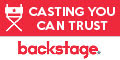 Backstage - Casting You Can Trust