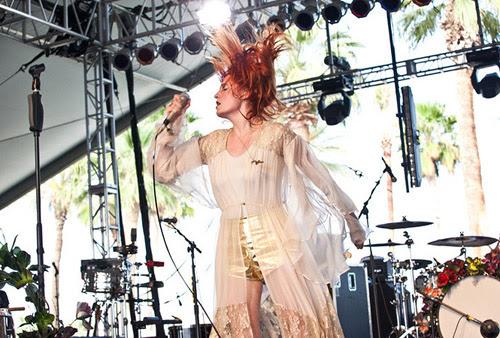 Florence & The Machine.