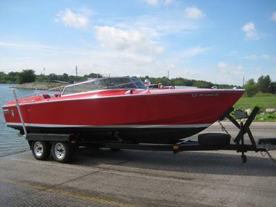 1971 22 Chris Craft Xk 22 05 Yourclassicboat Com