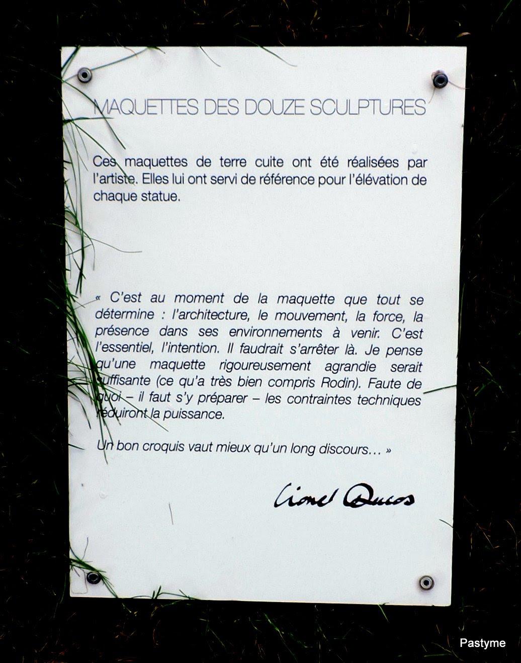 Saint Nazaire, statues de Lionel DUCOS