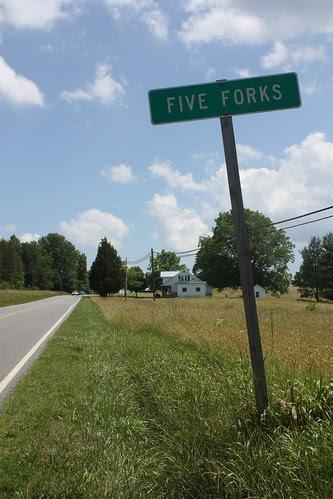 Five Forks, VA
