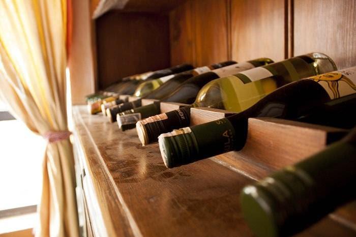 Combinações de Vinhos e Comidas