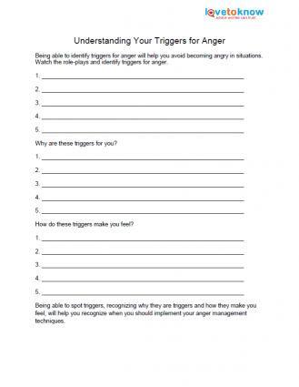 Mental Illness: Understanding Mental Illness Worksheet