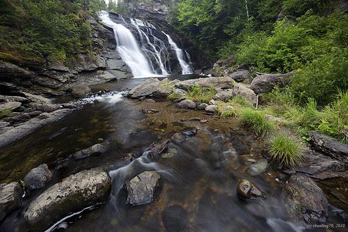 Laverty Falls @ Fundy NP, New Brunswick