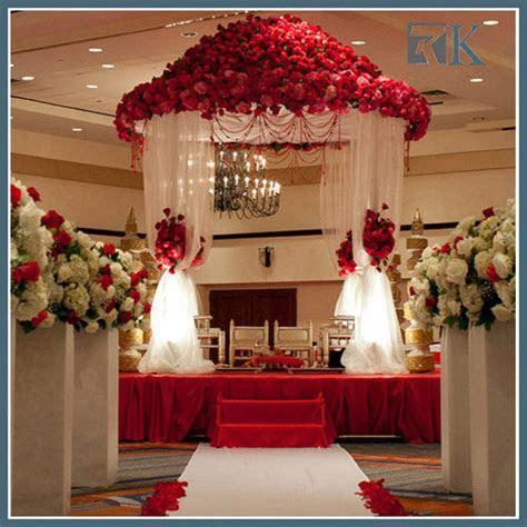 Wedding Stage Decor   Romantic Decoration