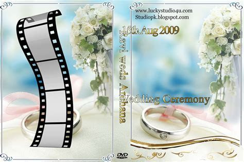 Wedding DVD Cover Psd Free Download   Psdfile4u