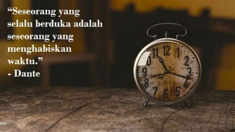 kata kata mutiara bijak tentang manajemen waktu