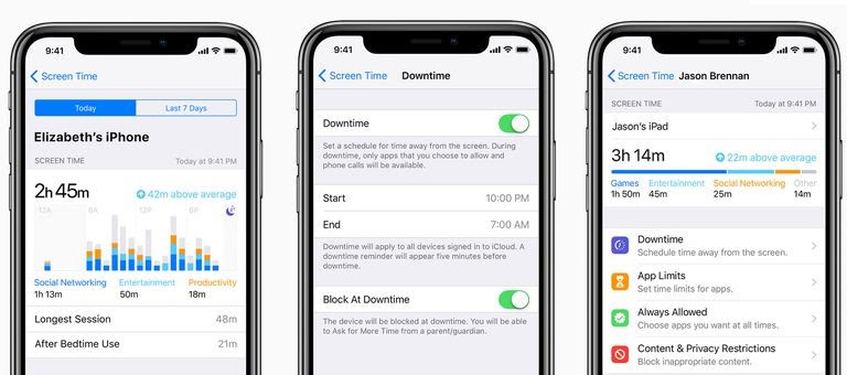 How to Use Screen Time on your iPhone - Ask Caty