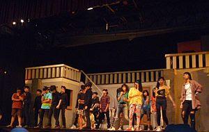 Seni  Teater  Apa  itu teater