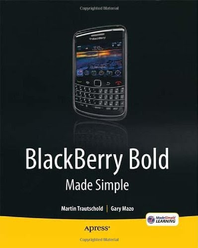 [PDF] BlackBerry Bold Made Simple: For the BlackBerry Bold 9700 Series Free Download