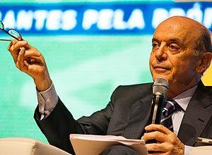 O ex-governador de Sao Paulo, José Serra
