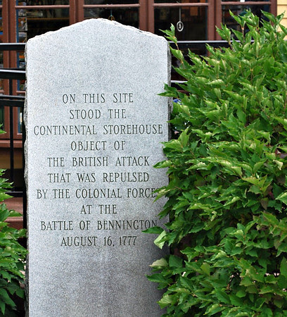 Continental Storehouse Marker