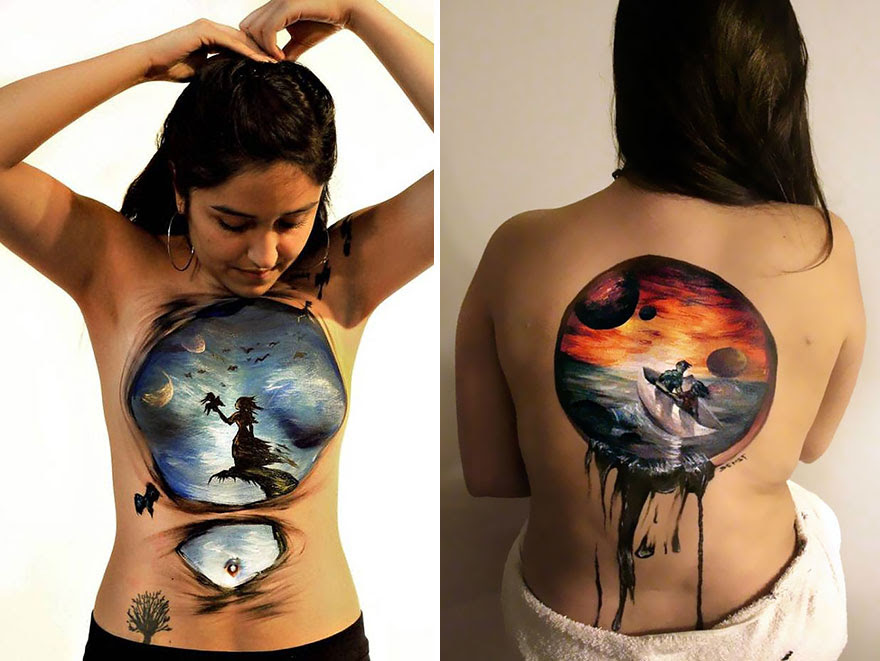 mujer-despedazandose-body-painting-jeampiere-dinamarca-poque (3)