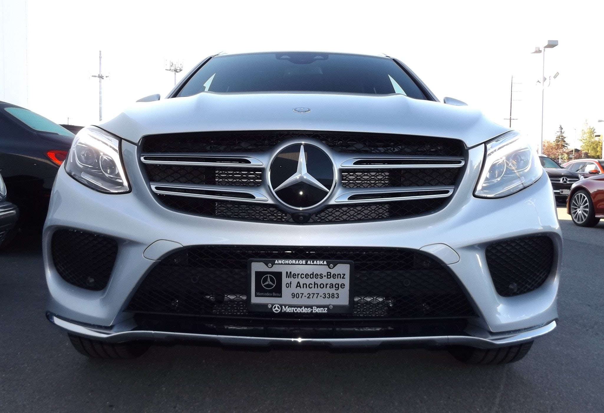 New 2017 Mercedes-Benz GLE 350 For Sale | Anchorage AK