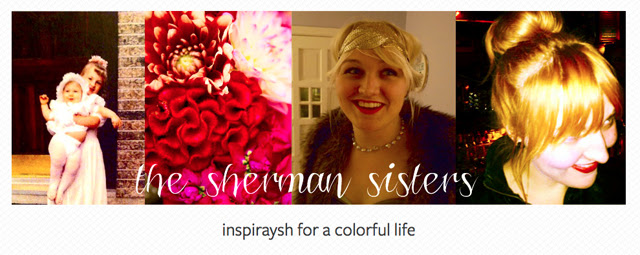 The Sherman Sisters banner