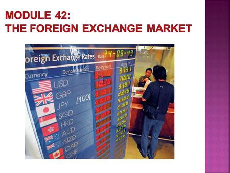 Forex trading services definition