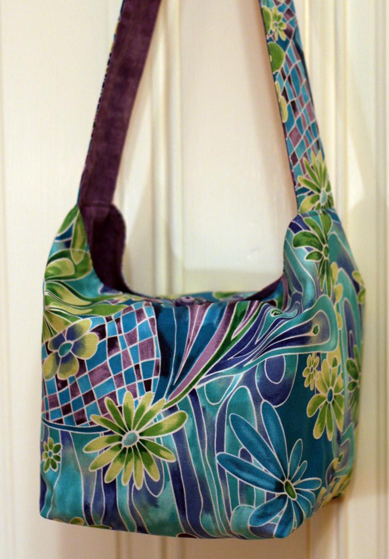 Knitting bag for Rachael