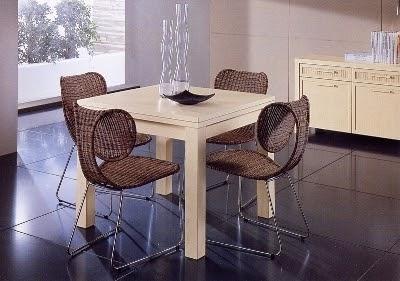 Casa immobiliare accessori sedie in vimini da interno for Salottini in vimini