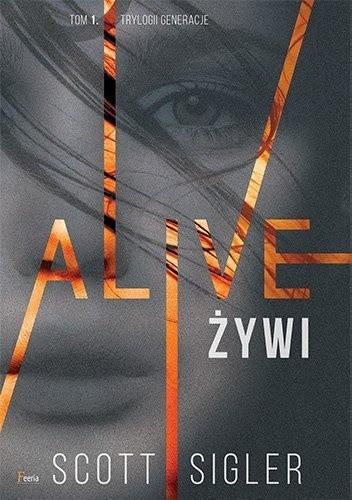 Okładka książki Alive/Żywi