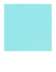 7x7 inch SQ JPG turquoiseTiny Dot distress paper LARGE SCALE
