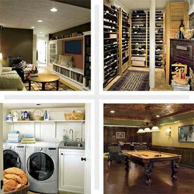 Basement Bonus Rooms | Basement Bonus Rooms | This Old House