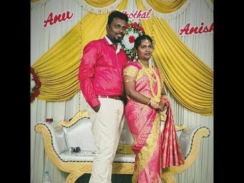 Wedding Anish & Anu  Tamil   Nagercoil   Kanyakumari   Tamil nadu