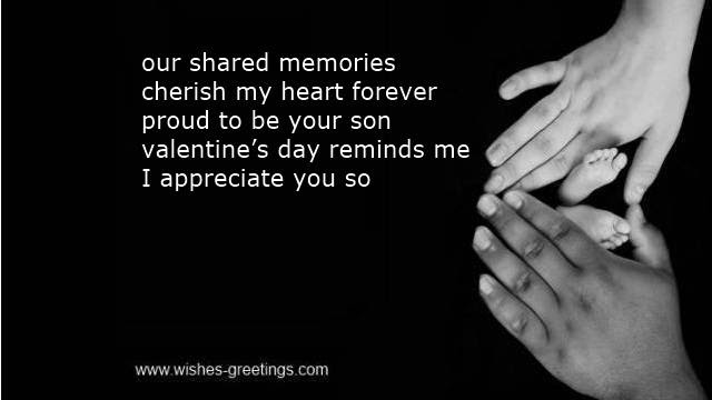 Valentines Day Quotes Mother To Son