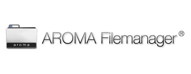Aroma File manager - iTechhacks.com